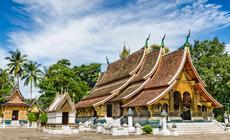 Wat Xiang, Luang Prabang - Laos