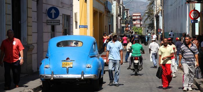 Karaiby, Kuba – SANTIAGO DE CUBA