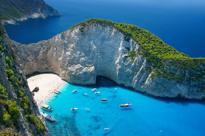 Wyspy greckie, Zakynthos