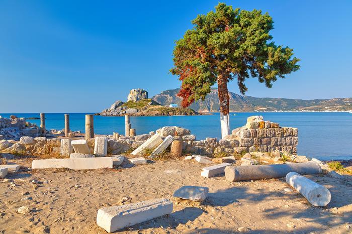 Wyspy greckie - Kos