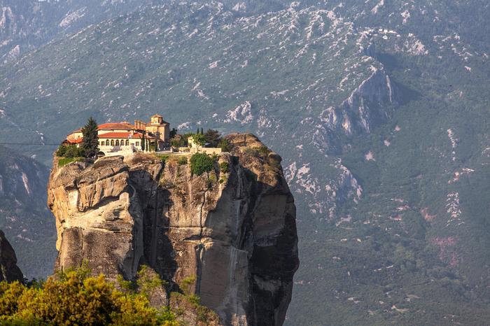 Meteory, Grecja