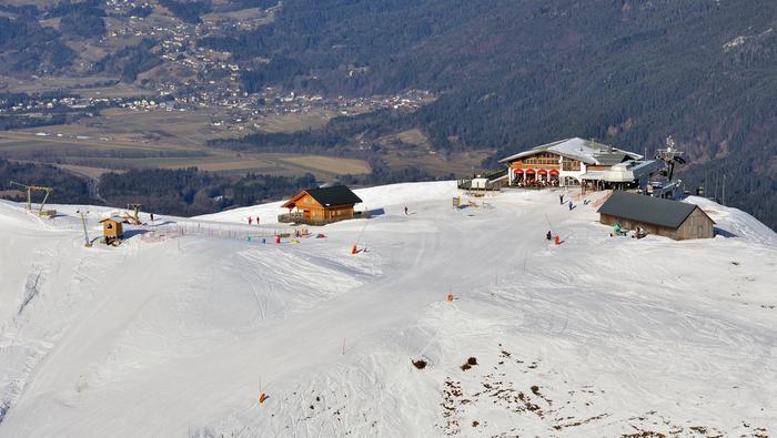 Narty Austria - Alpy Karynckie