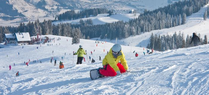 Narty Austria - Zell am See