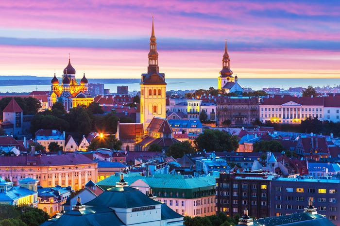 Estonia, Talinn