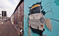 Berlin, Mur Berliński
