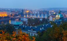 Praga jesienią
