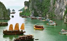 Wietnam, Zatoka Ha Long