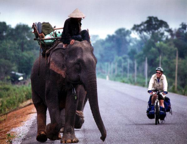 Autostrada w Laosie