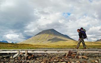 Laponia. Trekking w Laponii