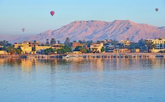 Egipt, Luksor