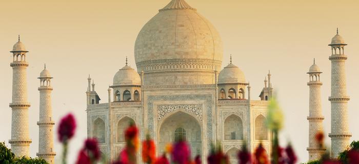 Indie, Tadż Mahal