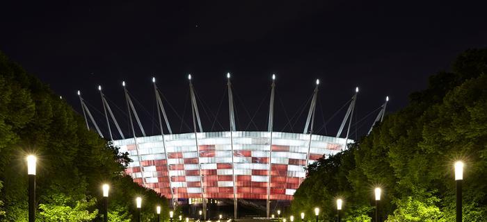 Warszawa - Stadion Narodowy
