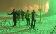 Biegówki pod Tatrami