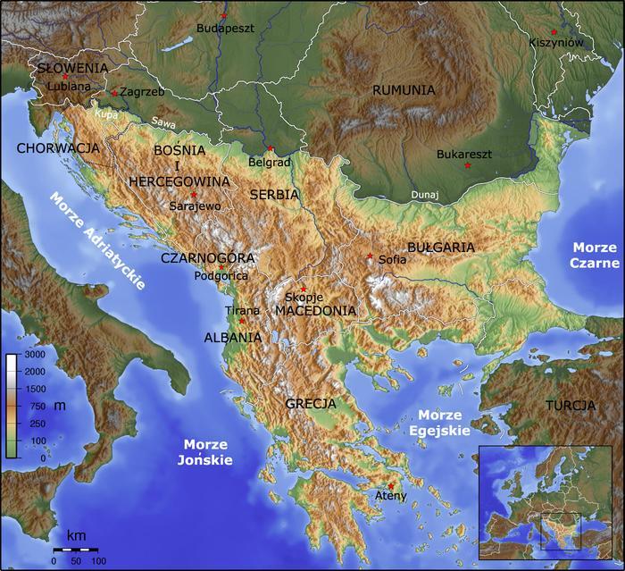 Moje wymarzone bałkańskie wakacje
