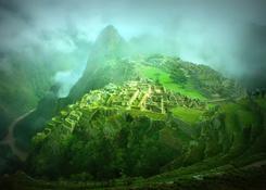 Machu Picchu - tu gdzie fruwają motyle