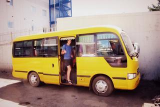 Żółty bus i baran w pierogach, czyli witamy w Ułan Bator!