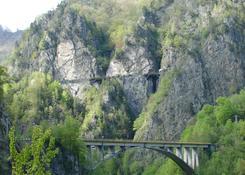 Widok z trasy transfogaraskiej