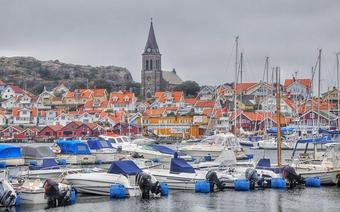 Fjällbacka: miasto zbrodni i niespełnionych snów