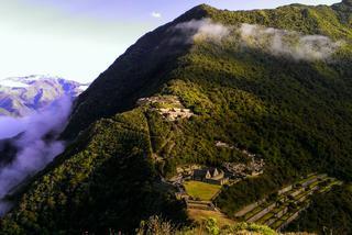 Droga przez mękę do miasta Inków- Choquequirao
