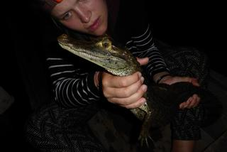 Krokodyle, małpki i wszechobecne komary czyli kajakiem przez Amazonię (część 2)