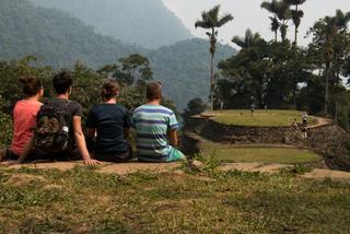Nie tylko Inkowie. Trek do Zaginionego Miasta Tayrona w Kolumbii