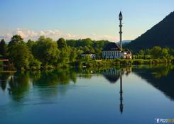 Mo2oXplorers / Bośnia i Hercegovina - Gradska Džamija.