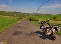 Mo2oXplorers / Węgry - Na horyzoncie Park Narodowy Gór Bukowych