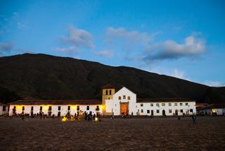 Villa de Leyva, miasteczko jakich mało
