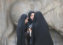 Prawdziwe Iranki