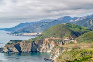 San Francisco i Zachodnie Wybrzeże USA