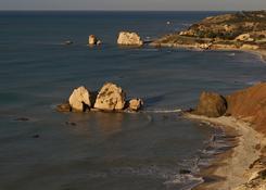 Cypr_plaża Afrodyty