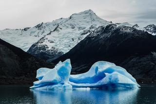 Wśród lodowców Argentyny