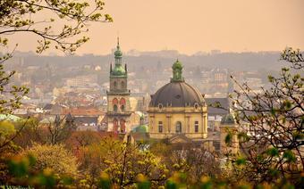 Panorama Lwowa.