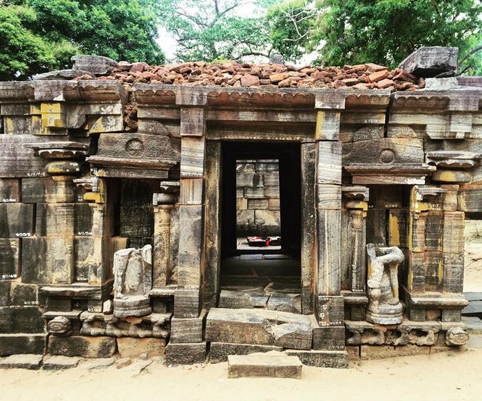 Ruiny świętego miasta Polannaruwa