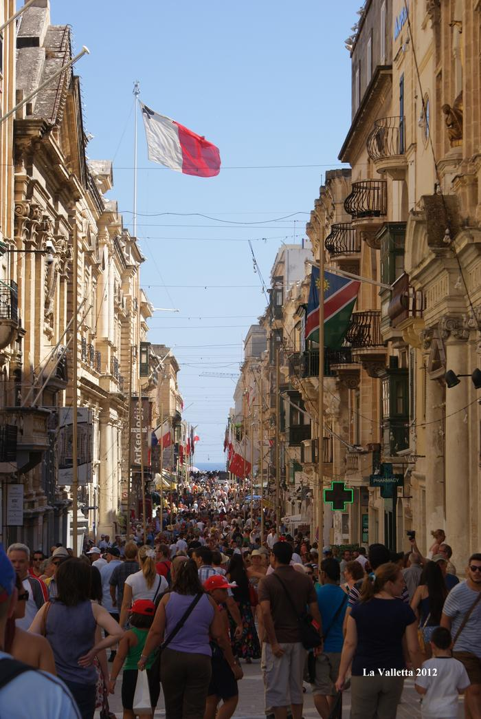 La Valletta 2012