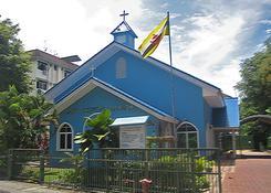 kościół chrześcijański w Brunei