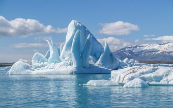 Góry lodowe jeziora Jökulsárlón