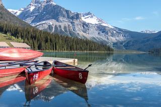 Kanadyjskie Góry Skaliste