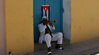 Gdy spacerowaliśmy ulicami Hawany towarzyszła nam wszechobecna muzyka, która dochodziła dosłownie z każdej uliczki.
