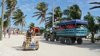 Belize, wyspa Caye Caulker