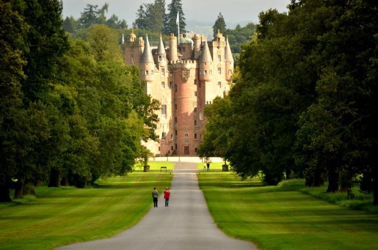 Glamis - Szkocja
