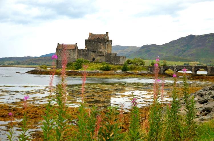 Eilean Donan - Szkocja