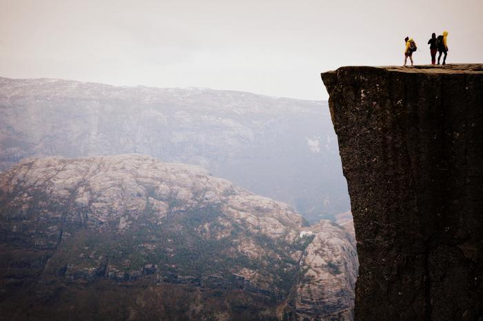 Przyjaciele z którymi dojść można na każdy kraniec świata, fot. Wojtek Bubrzycki