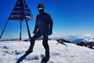 Wyprawa z pokładu 2 i 3/4 - Atlas Wysoki i zimowe zdobycie Jabal Tubkal 4167 npm.
