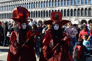 Wenecja miastem tysiąca kolorów