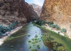 Wadi Shab / Oman
