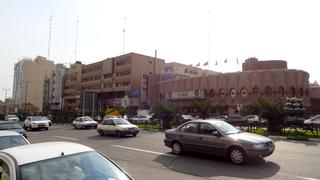Iran.Teheran - miasto nie należy do najpiękniejszych miejsc na świecie