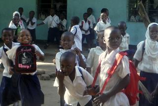 Szkoła w Tanzanii