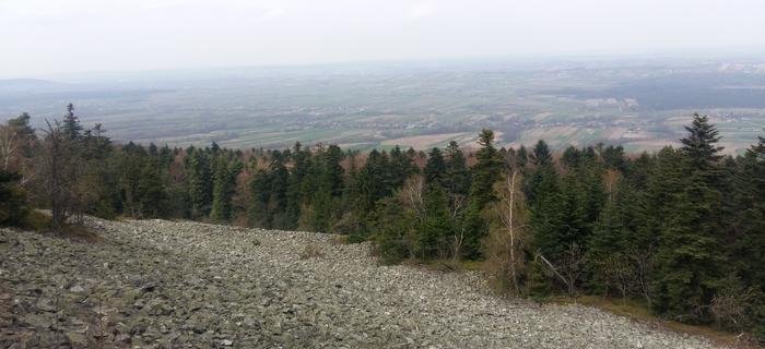 Gołoborza, Świętokrzyski Park Narodowy