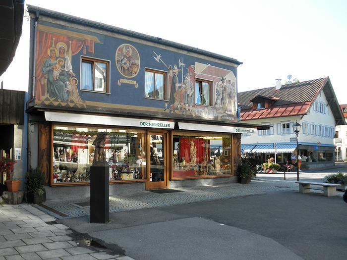Typowe fasady domów